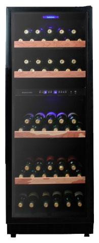 винный шкаф Dunavox DX-96.270K