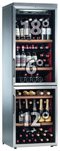 винный шкаф IP Industrie C601X