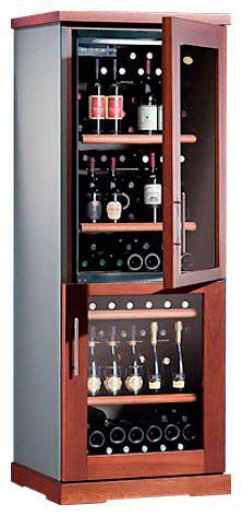 винный шкаф IP Industrie CEX 601 M