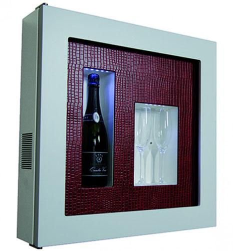 винный шкаф IP Industrie QV12-B1066