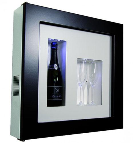винный шкаф IP Industrie QV12-B1250