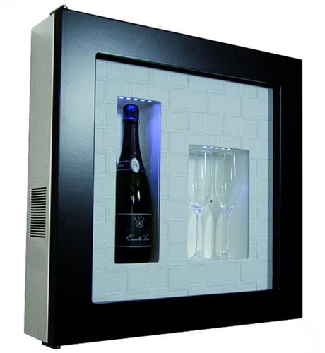 винный шкаф IP Industrie QV12-B1260
