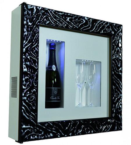винный шкаф IP Industrie QV12-B4350