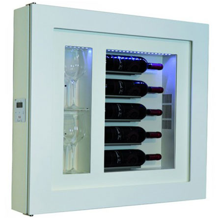 винный шкаф IP Industrie QV52-B1050