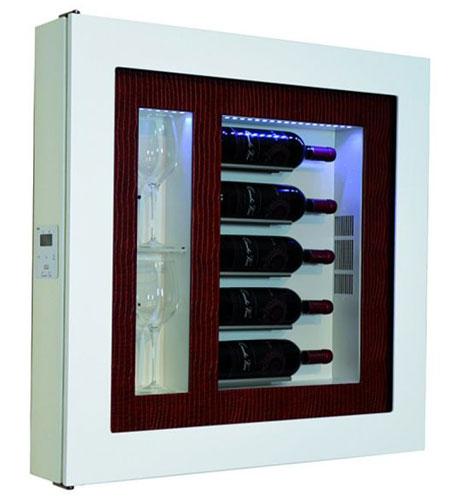 винный шкаф IP Industrie QV52-B1066
