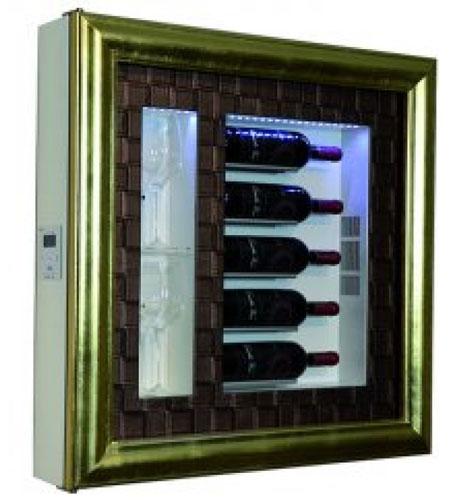 винный шкаф IP Industrie QV52-B3162