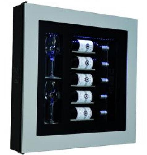 винный шкаф IP Industrie QV52-N1051