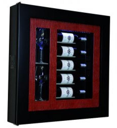 винный шкаф IP Industrie QV52-N1166