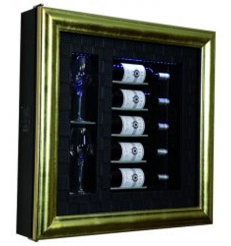 винный шкаф IP Industrie QV52-N3161