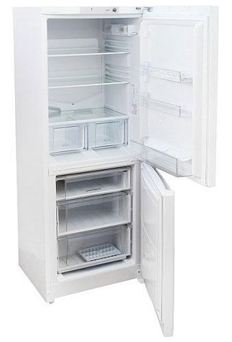двухкамерный холодильник Leran CBF 167 W