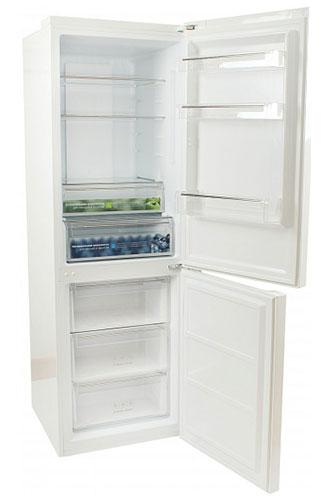 двухкамерный холодильник Leran CBF 205 W