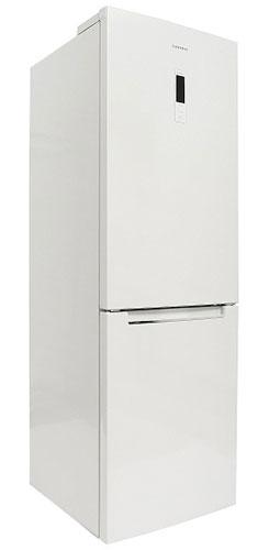 двухкамерный холодильник Leran CBF 206 W