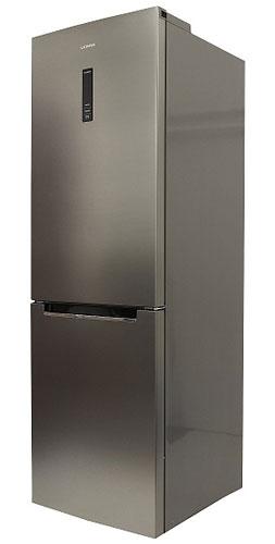 двухкамерный холодильник Leran CBF 211 IX
