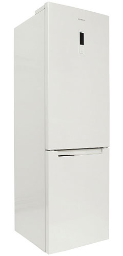 двухкамерный холодильник Leran CBF 215 W