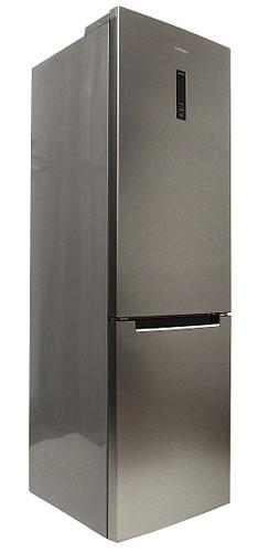 двухкамерный холодильник Leran CBF 220 IX