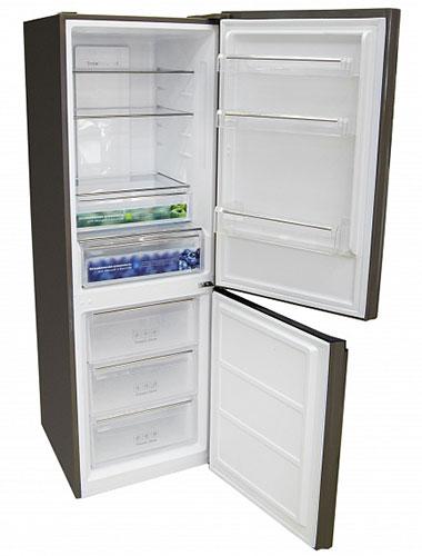двухкамерный холодильник Leran CBF 415 WG