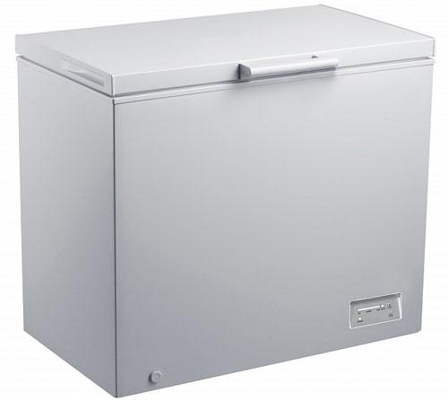 холодильный и морозильный ларь Leran SFR 260 W