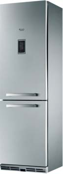 двухкамерный холодильник Hotpoint-Ariston BCZ M 400 IX/HA