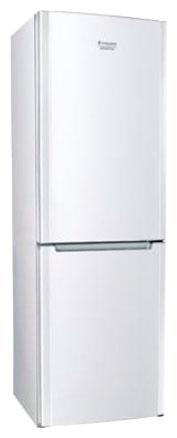 двухкамерный холодильник Hotpoint-Ariston HBM 1181.2 NF