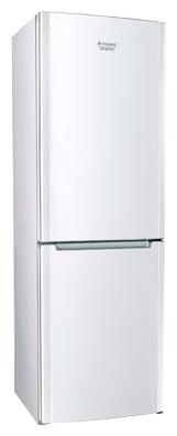 двухкамерный холодильник Hotpoint-Ariston HBM 1181.3