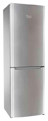 двухкамерный холодильник Hotpoint-Ariston HBM 1181.3 X F
