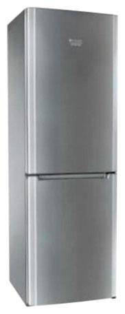 двухкамерный холодильник Hotpoint-Ariston HBM 1181.3 X NF