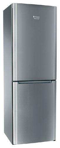 двухкамерный холодильник Hotpoint-Ariston HBM 1181.4 S V