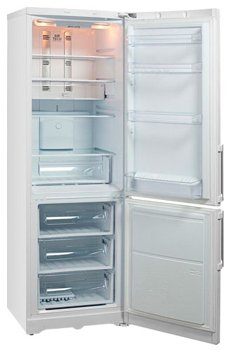 двухкамерный холодильник Hotpoint-Ariston HBT 1181.3 NF H