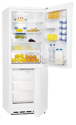 двухкамерный холодильник Hotpoint-Ariston MBA 45 D1 NFE