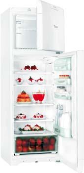 двухкамерный холодильник Hotpoint-Ariston MTM 1711 FF/HA