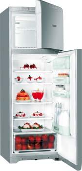 двухкамерный холодильник Hotpoint-Ariston MTM 1712 FF/HA
