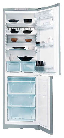 двухкамерный холодильник Hotpoint-Ariston RMBA 2200.L X