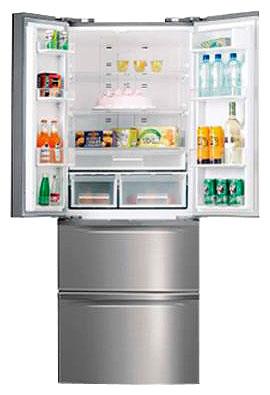 Многокамерный холодильник Wellton WRF-360SS