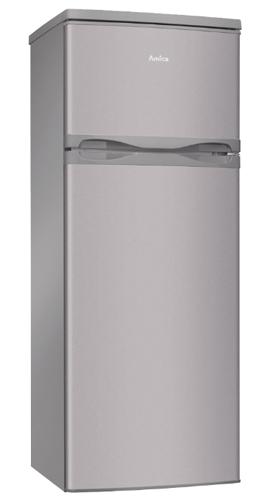 двухкамерный холодильник Amica FD225.4X