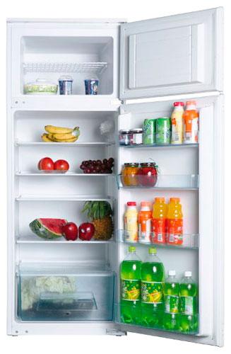 двухкамерный холодильник Amica FD226.3
