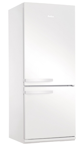 двухкамерный холодильник Amica FK218.3AA