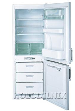 двухкамерный холодильник Kaiser AK-260