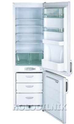 двухкамерный холодильник Kaiser AK-310