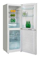 двухкамерный холодильник WEST RXD-16107