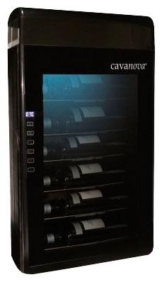 встраиваемый винный шкаф Cavanova CV-006