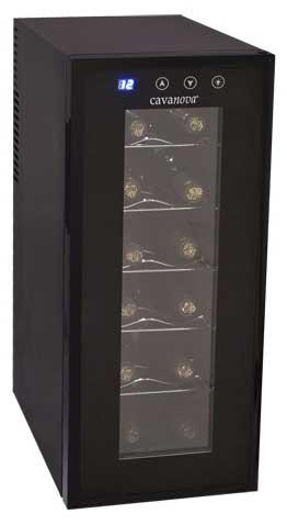 винный шкаф Cavanova CV012NS