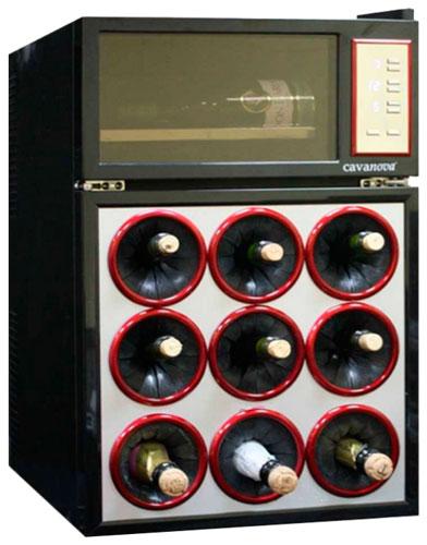 винный шкаф Cavanova OW012-3T
