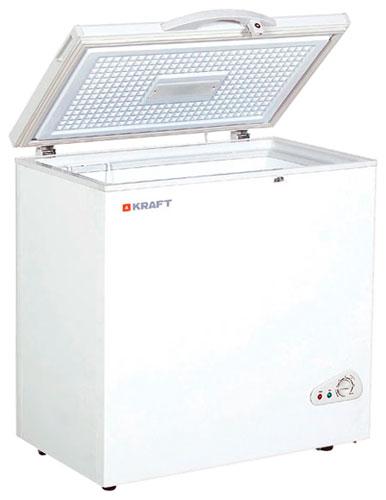 холодильный и морозильный ларь KRAFT BD(W) 200 Q