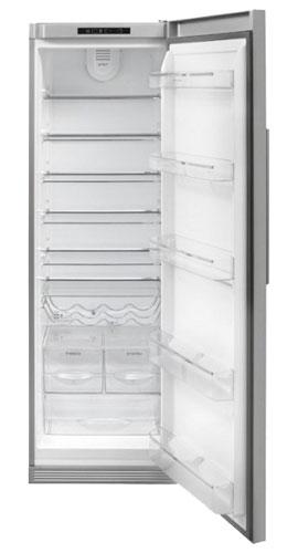 встраиваемый однокамерный холодильник Fulgor FRSI 400 FED X