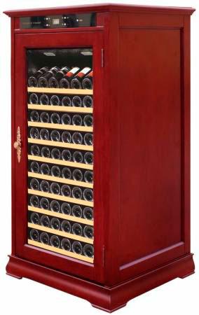 винный шкаф Günter&Hauer WK-200A