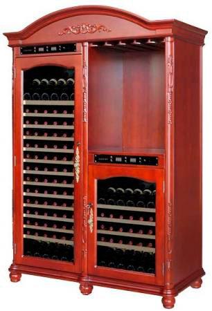 винный шкаф Günter&Hauer WK-450E