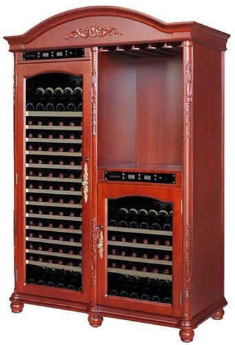 винный шкаф Günter&Hauer WK 450E C2