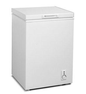 холодильный и морозильный ларь Simfer DD120L