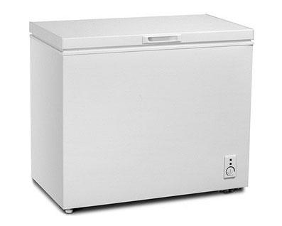 холодильный и морозильный ларь Simfer DD225L