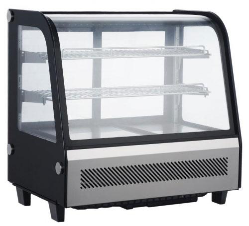 холодильная и морозильная витрина Starfood 105L